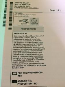 logan county ballot