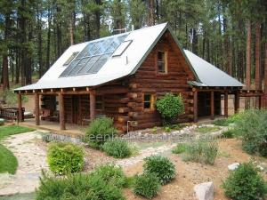 off grid solar home decentralization